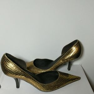 Browns Couture Heels size 39 1/2